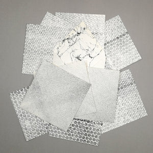 BUBBLE WRAP BUBBLE BUBBLE BUBBLE WRAP (5 card+envelope)