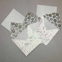 POLKA MARBLE (5 card+envelope)