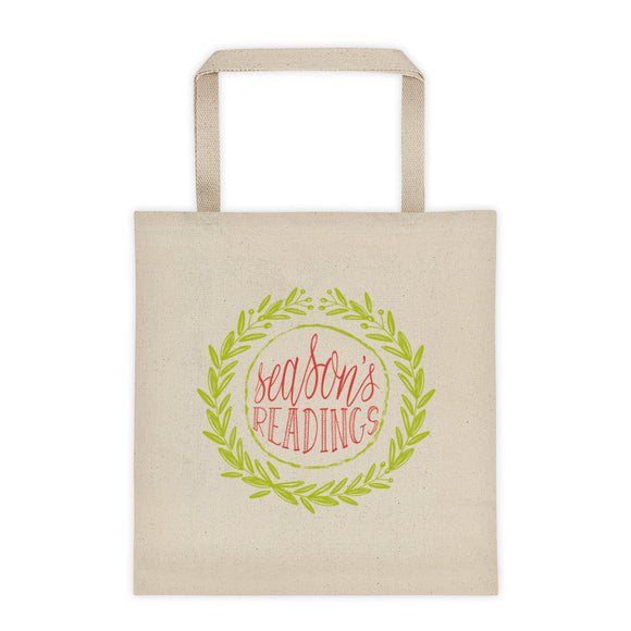 Season's Readings Tote bag