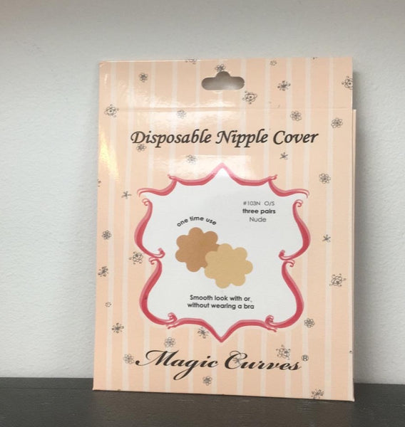 Disposable Nipple Cover (pack of 3)