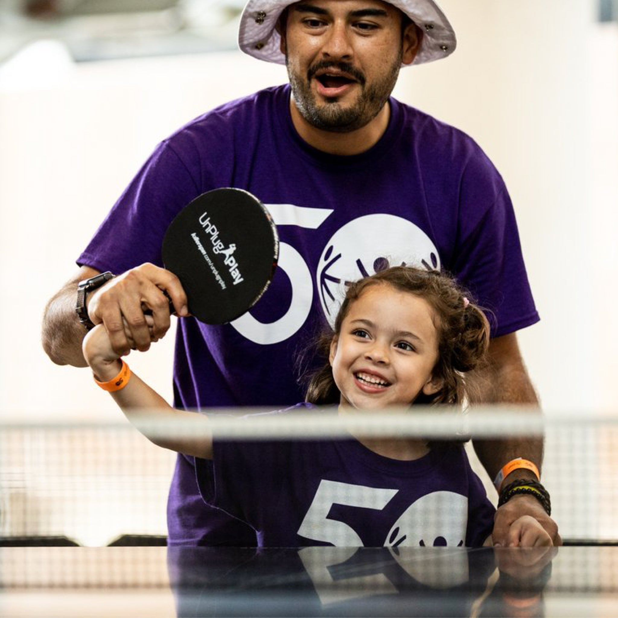 How Table Tennis Can Help Bring Families Together