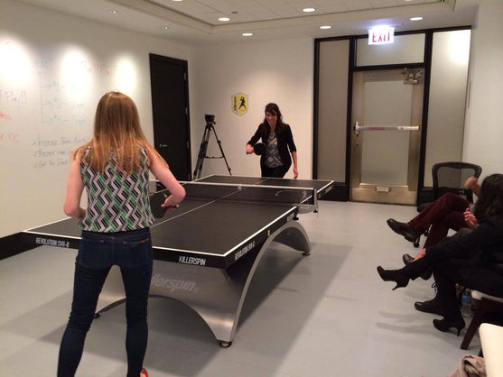 Ping Pong Goes Beyond Being a Fun Perk, it Creates Company Culture
