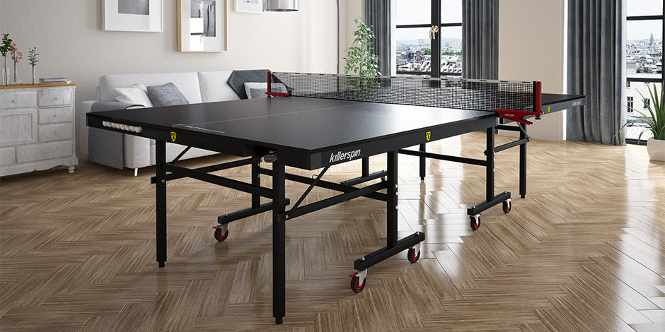 How To Setup And Install Your New MyT Series Ping Pong Table