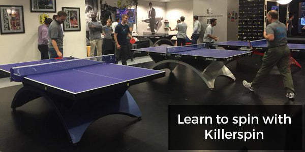 Tricks To Understanding Spin In Table Tennis And Applying