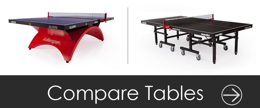 Killerspin Ping Pong Tables: What's the Difference?