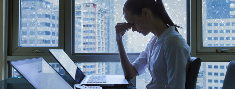 How to Beat the Winter Blues at Work