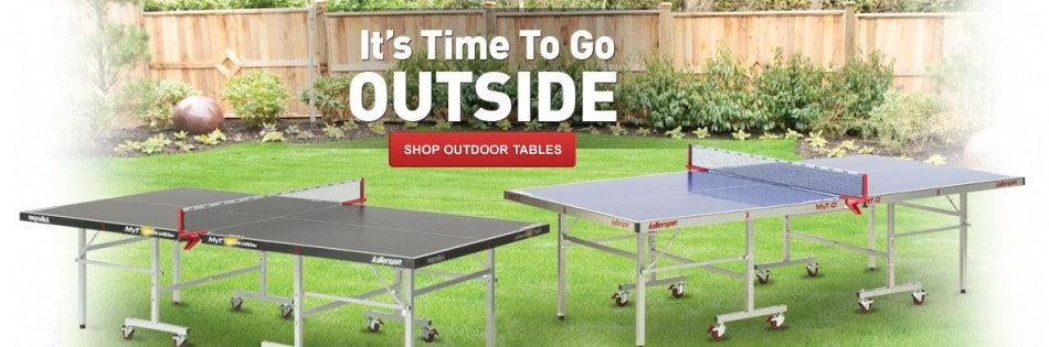 table top range outdoor tables mid best review video ping of pong