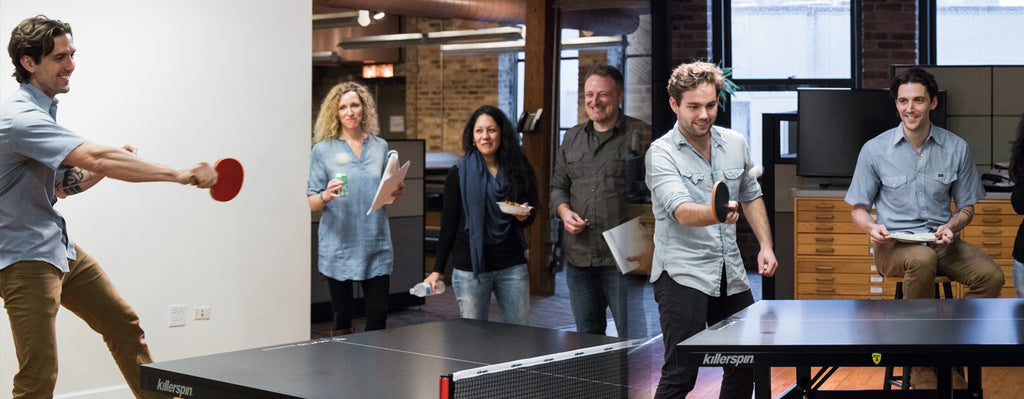 How to Host a Ping Pong Tournament   Killerspin Table Tennis 1254e080e452
