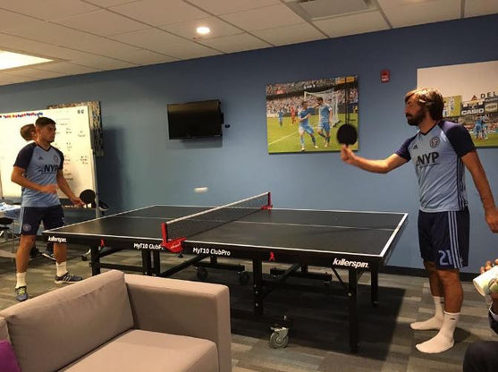 5 Celebrities that Love Ping Pong!