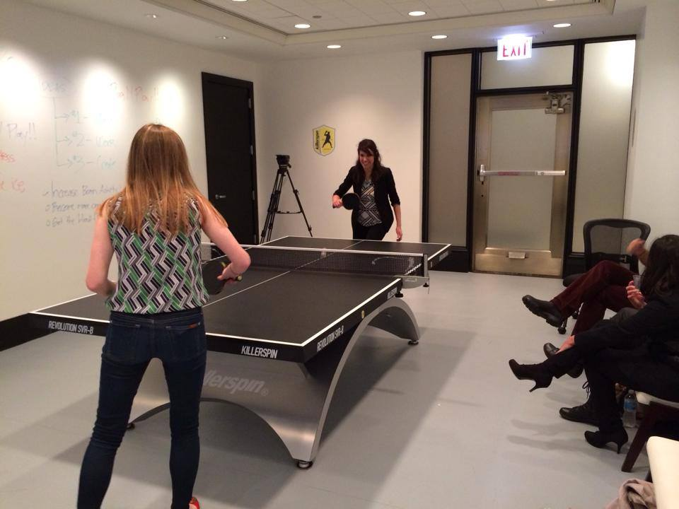 Whats the difference between Table Tennis and Ping Pong Killerspin