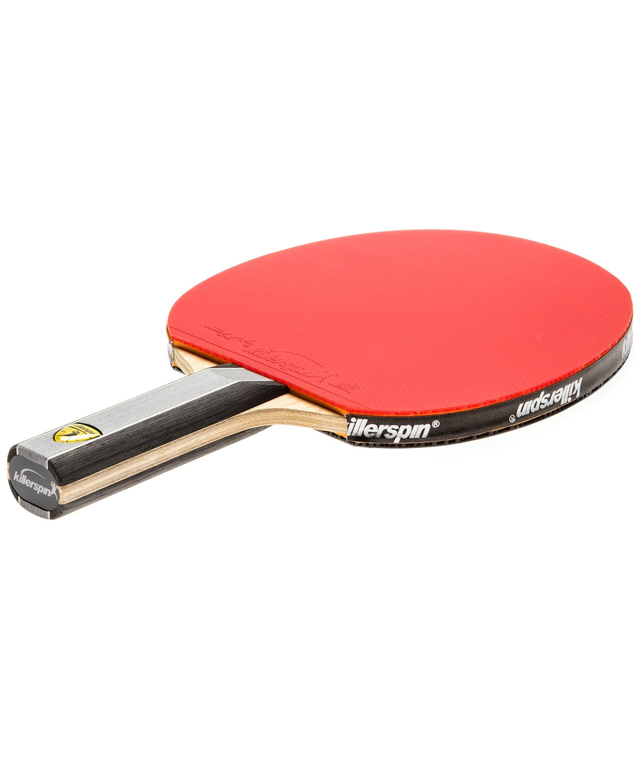 Killerspin Ping Pong Paddle Kido 7P RTG - Straight Red Rubber