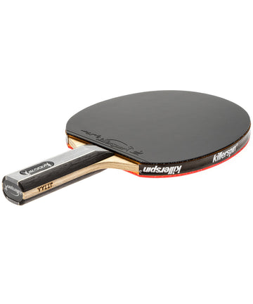 Killerspin Ping Pong Paddle Kido 7P RTG - Straight Black Rubber