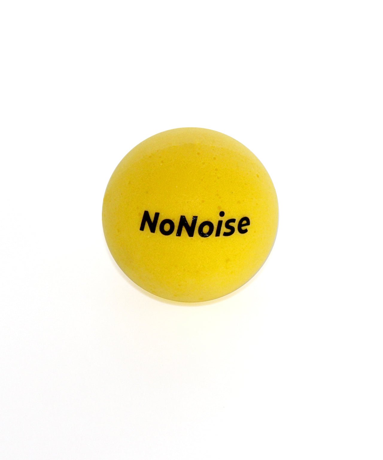 Killerspin No Noise Ping Pong Rubber Balls - Front