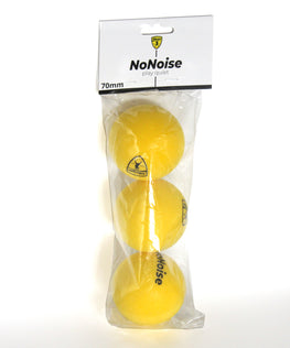 Killerspin No Noise Ping Pong Rubber Balls Pack