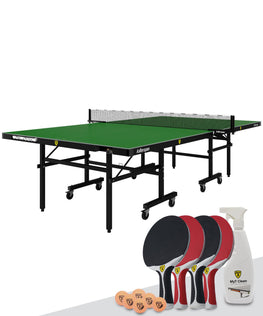 Killerspin Outdoor Ping Pong Table MyT10 Emerald Coast Package