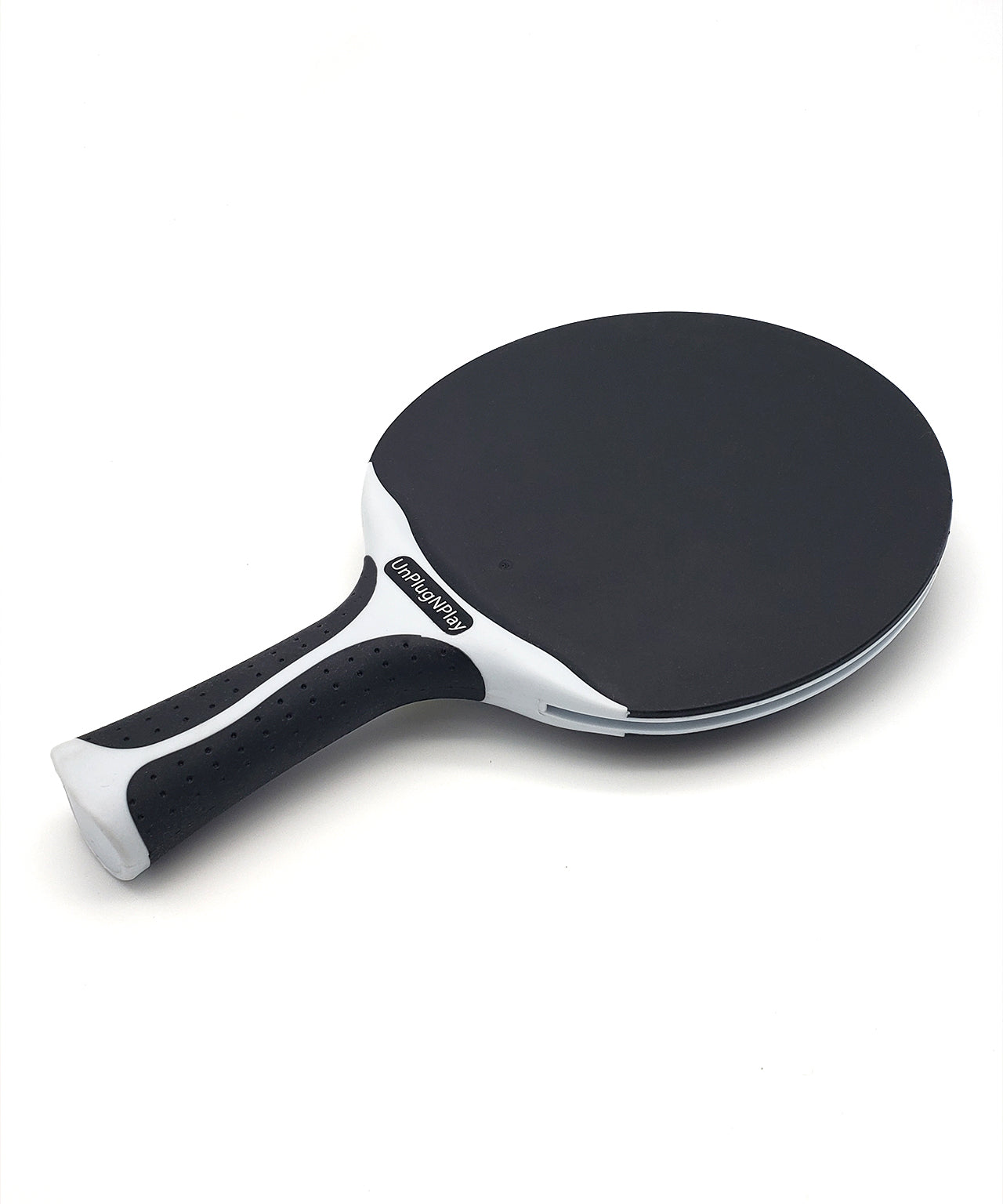 Killerspin Outdoor Ping Pong Paddle Canvas Swirl Black - UnPlugNPlay
