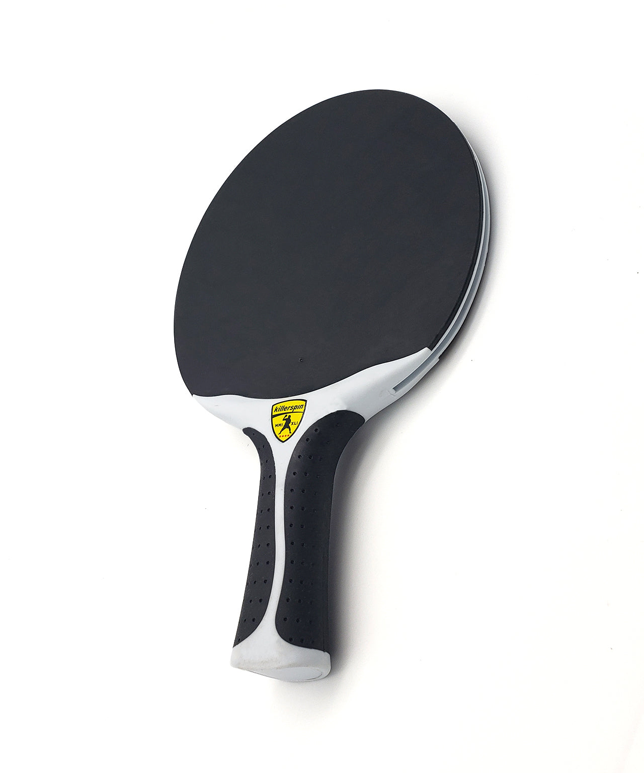 Killerspin Outdoor Ping Pong Paddle Canvas Swirl Black