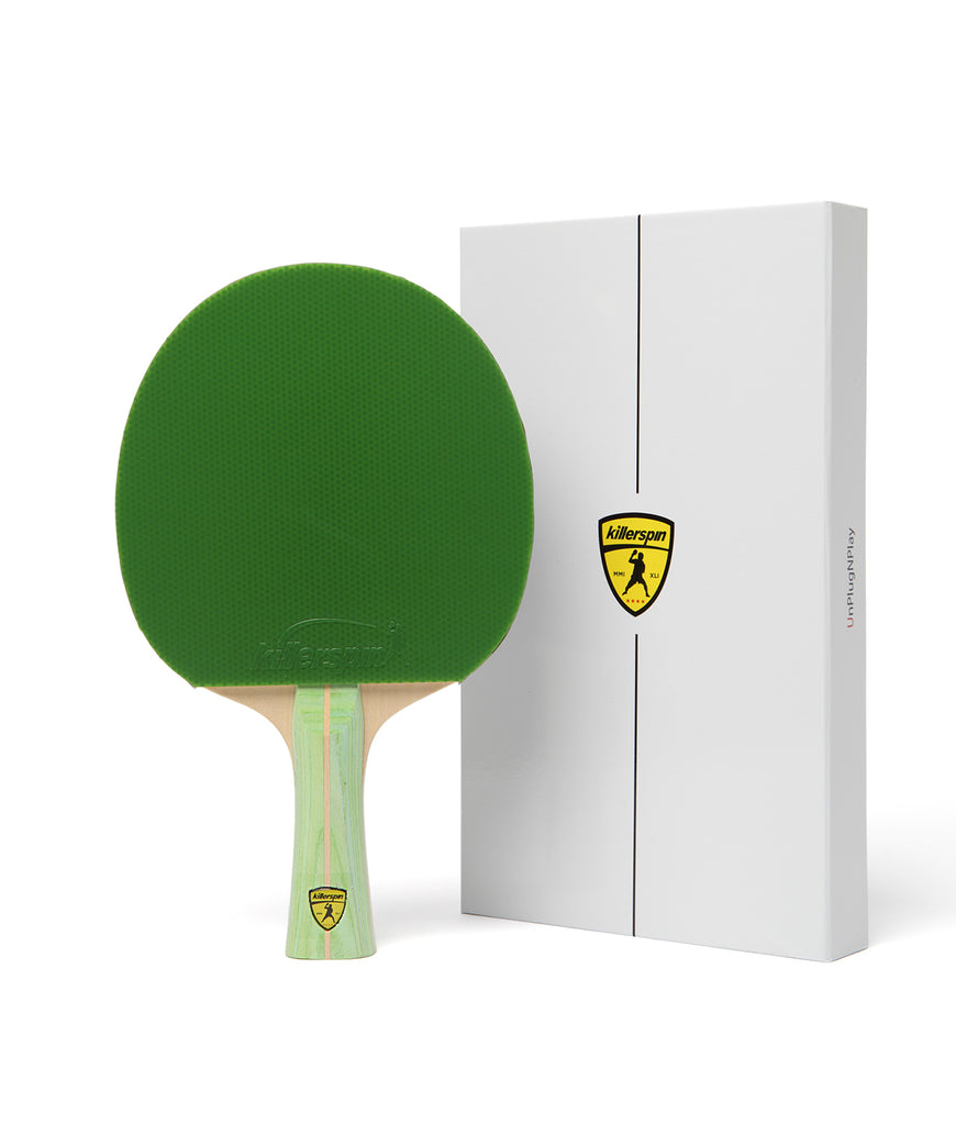 Killerspin Ping Pong Paddle Jet200 Lime