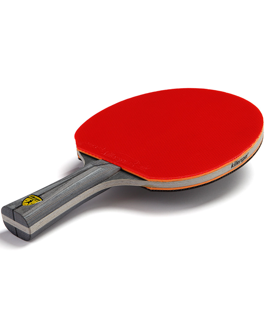 Killerspin Ping Pong Paddle Jet600 Spin N2 - Red Rubber