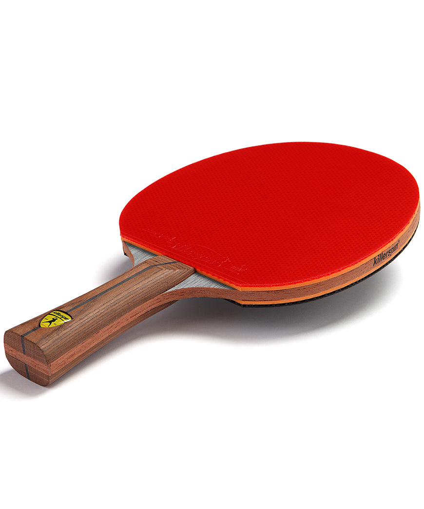 Killerspin Ping Pong Paddle Jet800 Speed N2 - Red Rubber