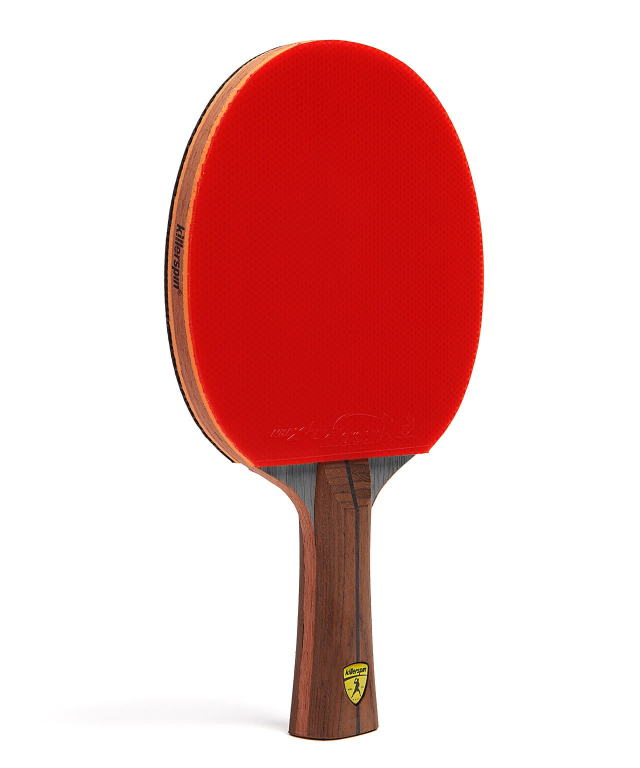 Killerspin Ping Pong Racket Jet800 Speed N2 - Red Rubber