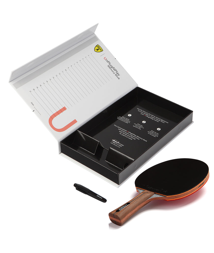 Killerspin Ping Pong Paddle Jet800 Speed N2 - Memory Book