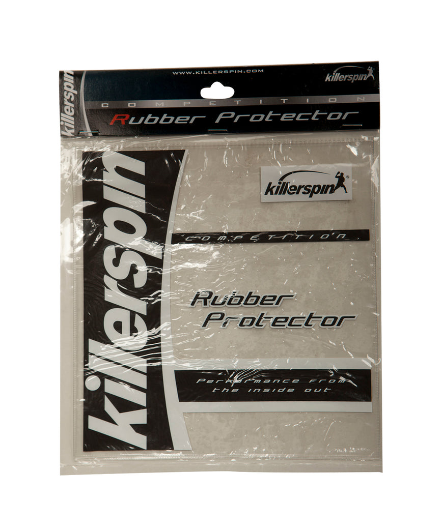 Killerspin Ping Pong Paddle Rubber Protector - Pack