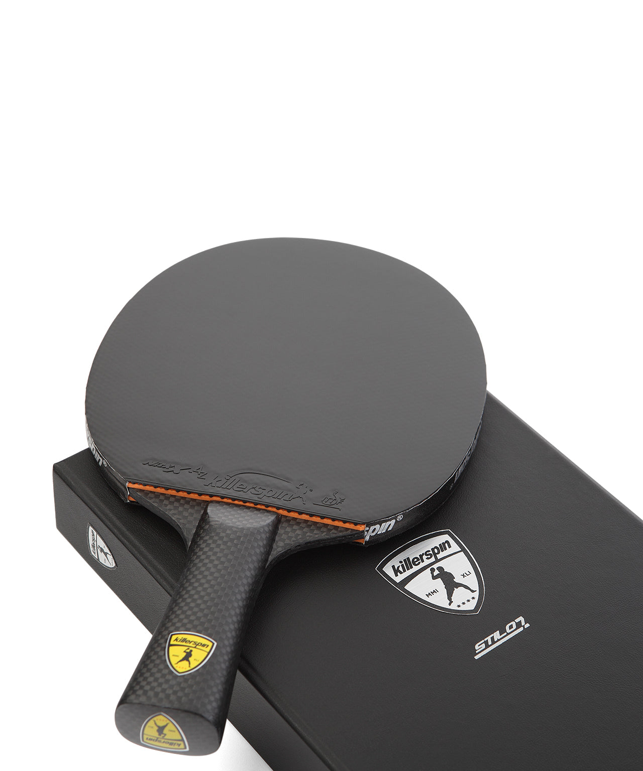 Killerspin SVR Ping Pong Paddle Stilo7 SVR - Handle