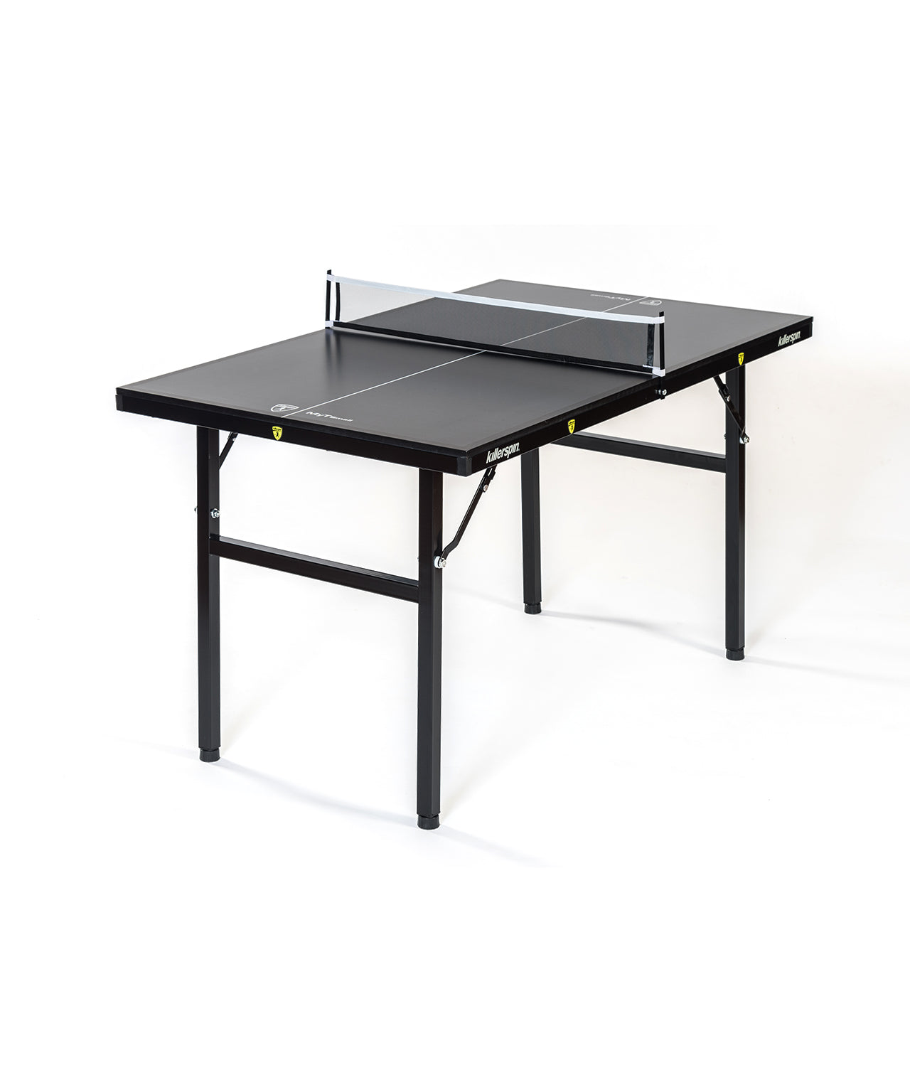 Killerspin Myt Deep Chocolate Portable Ping Pong Table