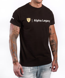 Killerspin Alpha Legacy Men's Short-Sleeve Top