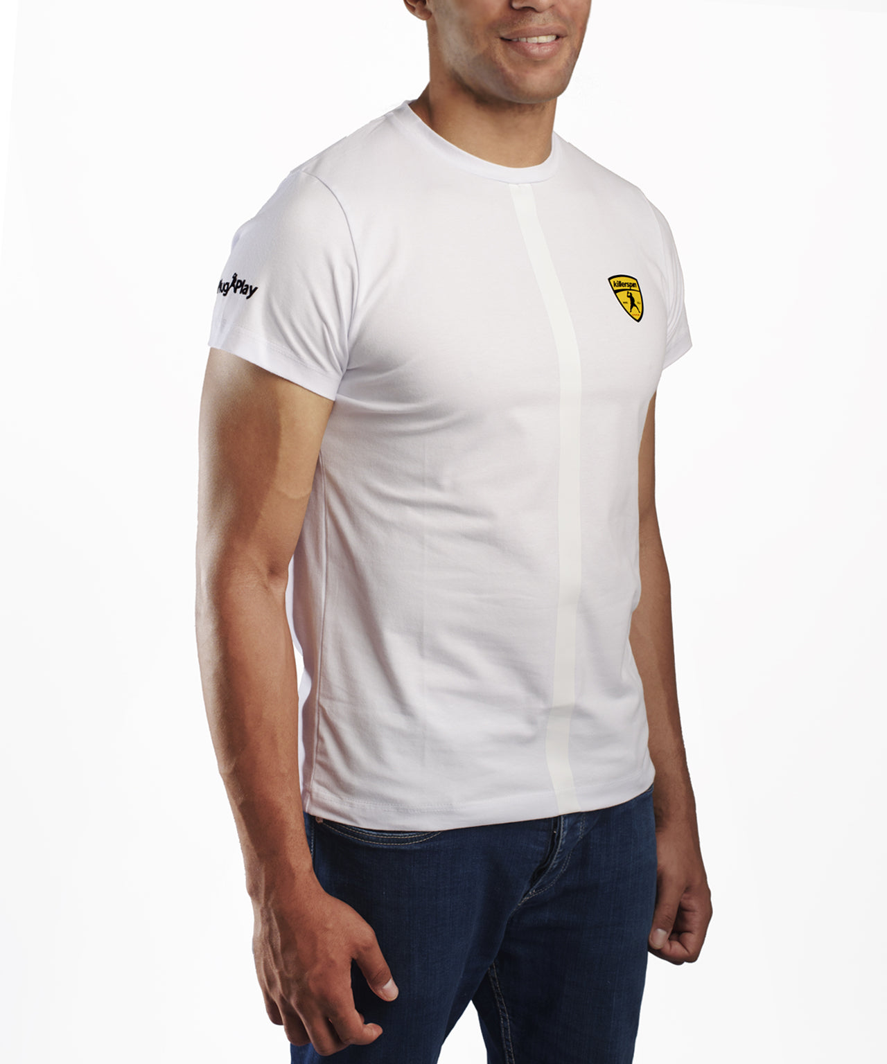 Killerspin Shield Men's Short-Sleeve Top