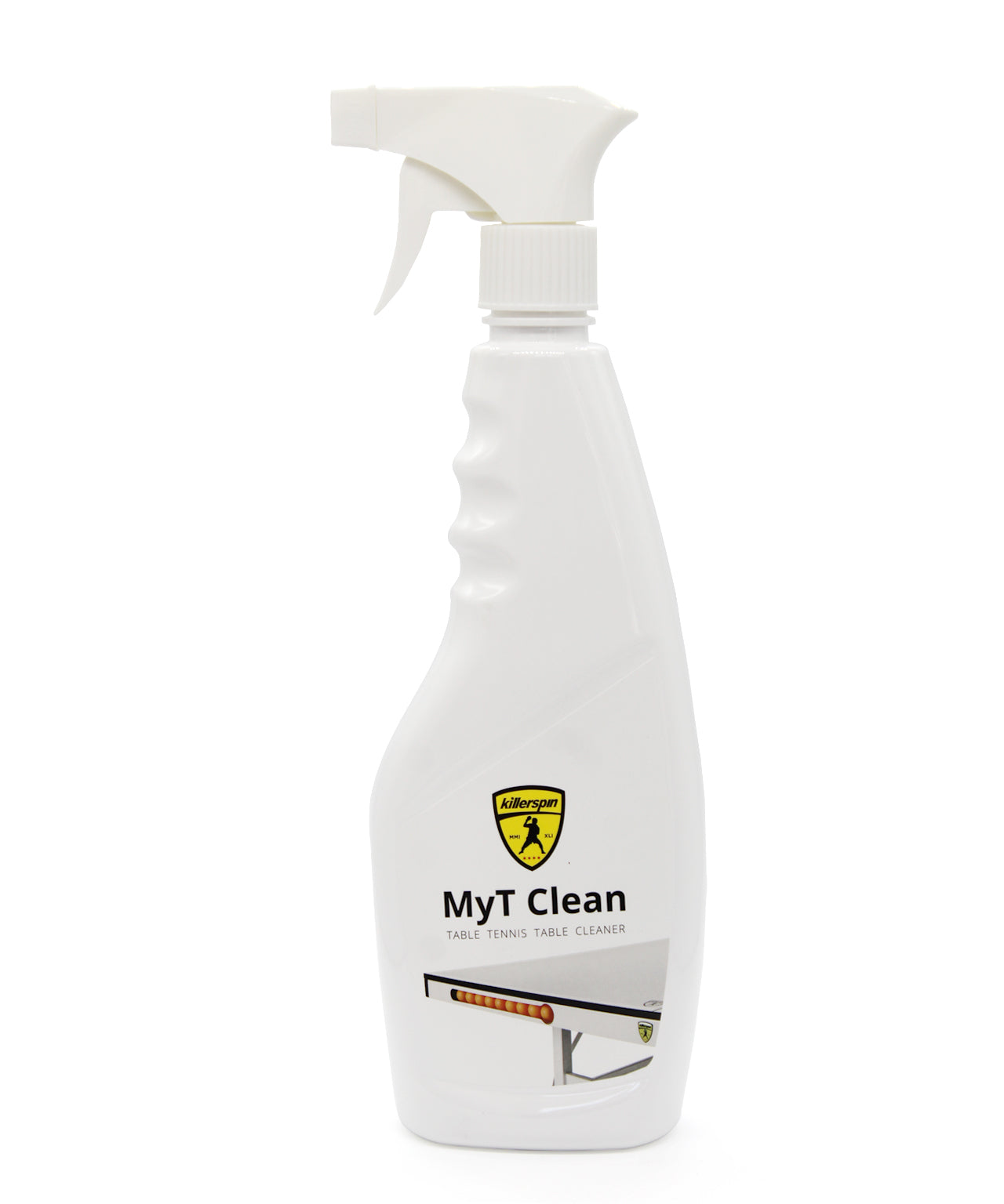 Killerspin Table Tennis Table Top Cleaner MyT Clean - Logo