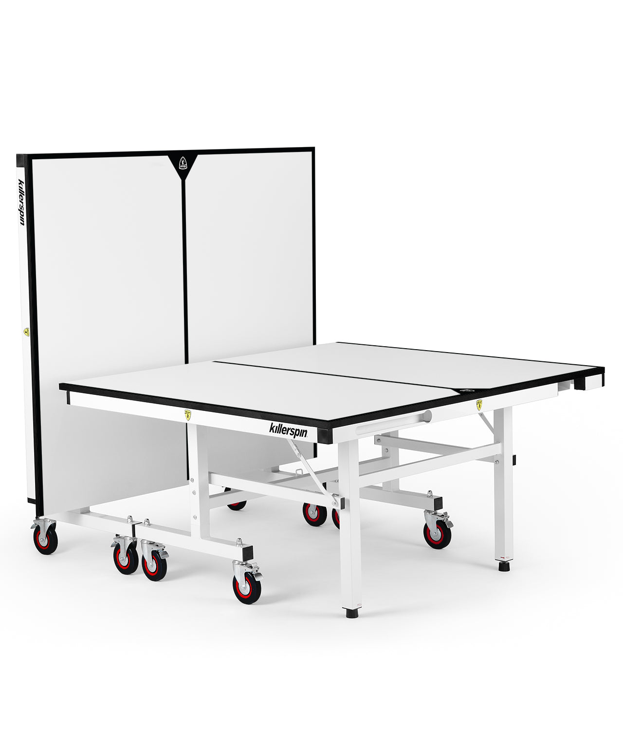 Killerspin MyT Ping Pong White Table MyT10 Bianco Pure - Playback Position