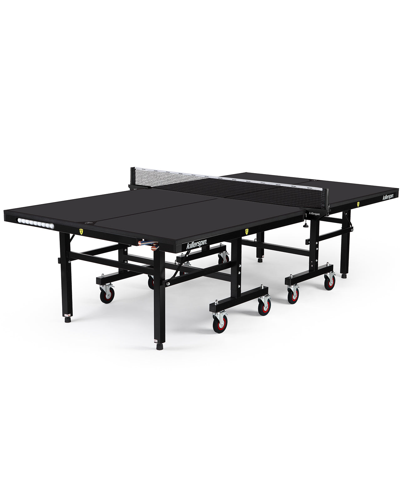 Killerspin MyT Ping Pong Black Table MyT10 Black Pocket