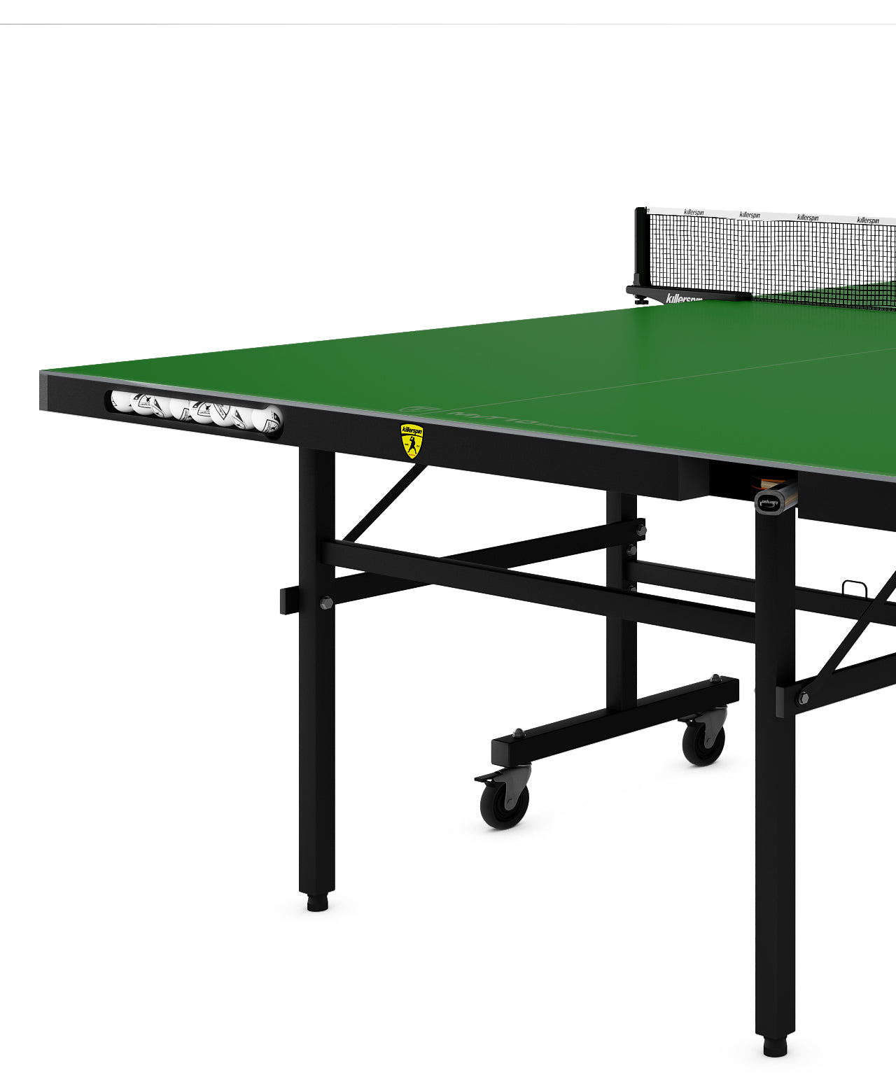 Killerspin Outdoor Ping Pong Table MyT10 Emerald Coast - Top