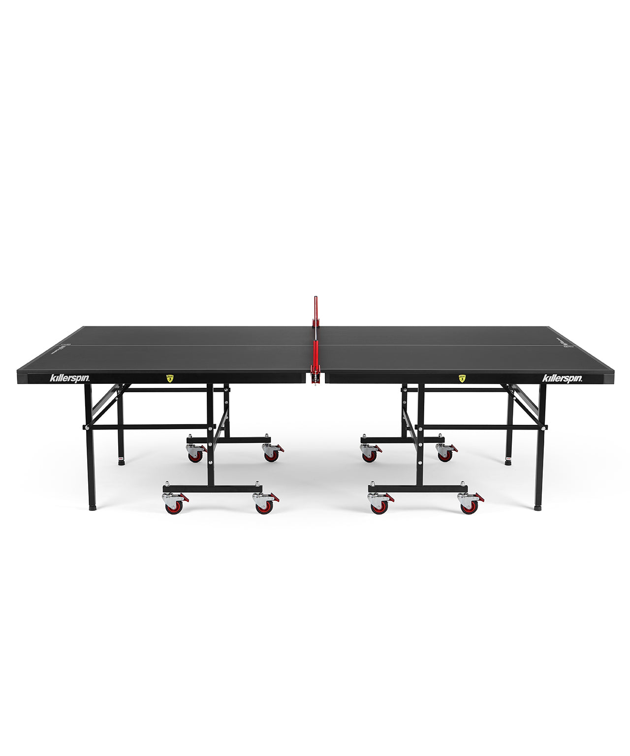 Killerspin MyT Ping Pong Table Indoor UnPlugNPlay Party Package MyT4 Black Pocket