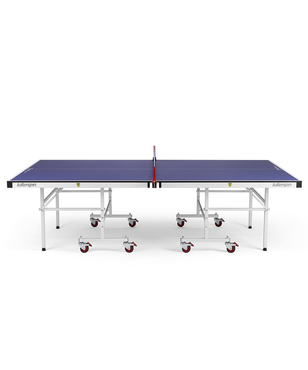 Killerspin MyT Ping Pong Table Indoor UnPlugNPlay Party Package MyT4 Blu Pocket