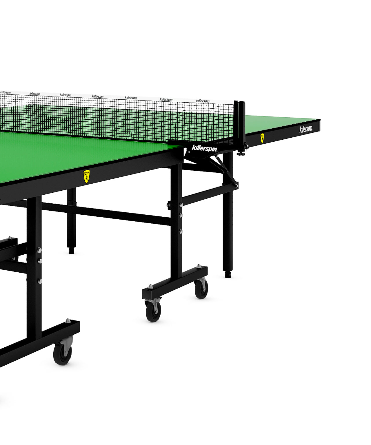 Killerspin MyT Ping Pong Table MyT4 Lime - Net