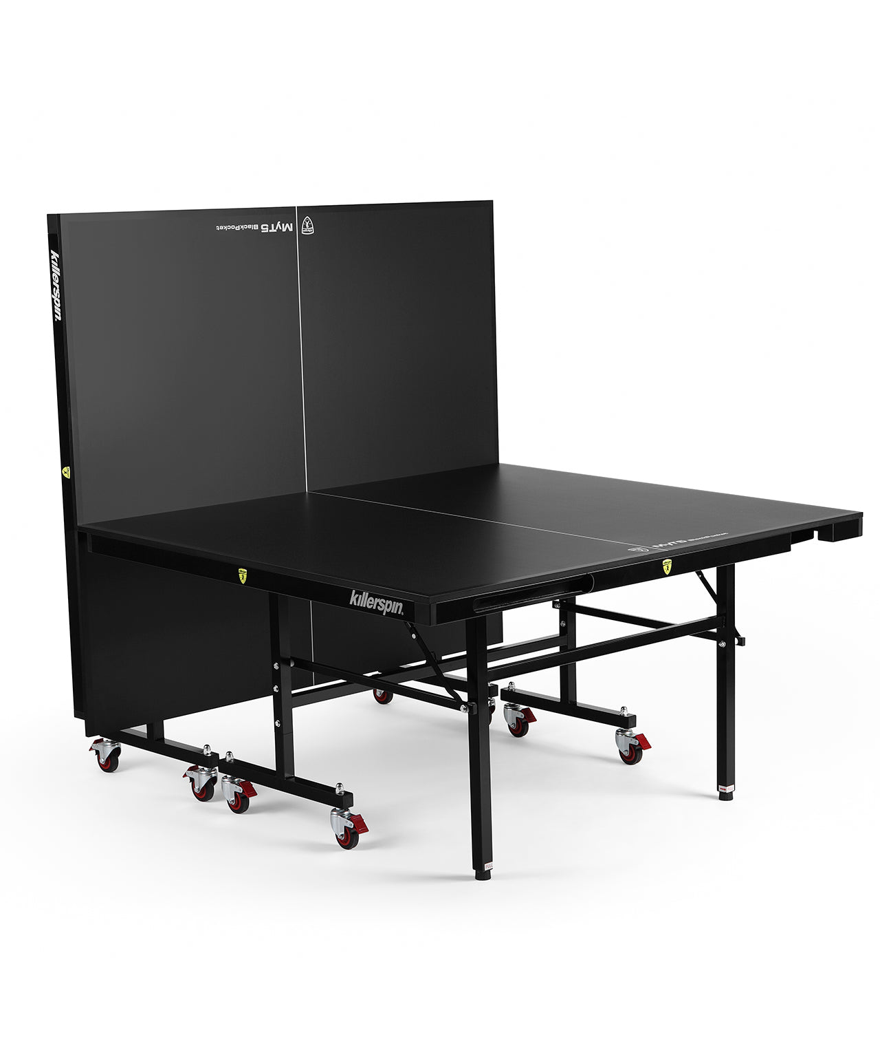 Killerspin MyT Ping Pong Table MyT5 Black Pocket - Playback Mode