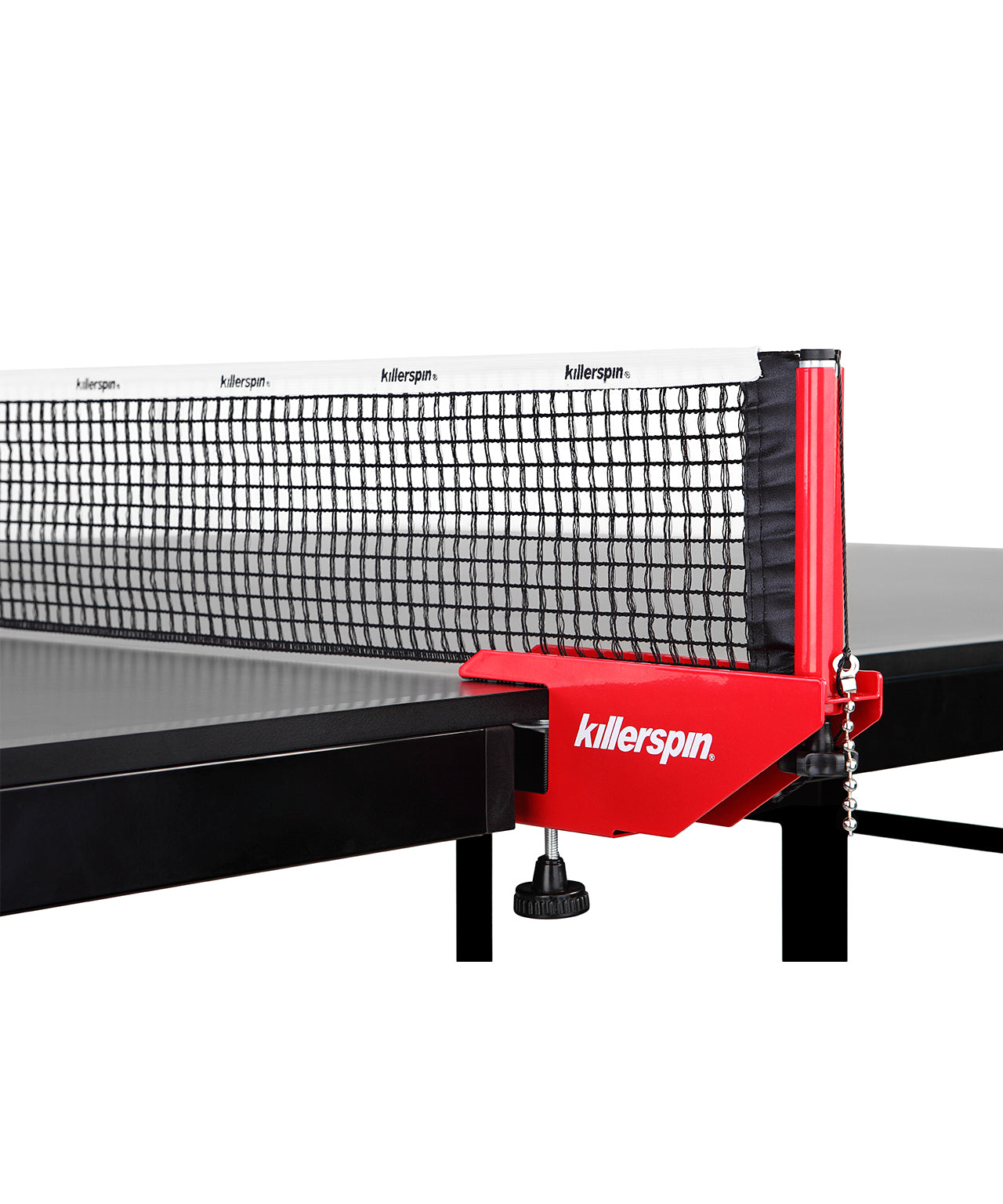 Killerspin MyT Ping Pong Table MyT5 Black Pocket - Net