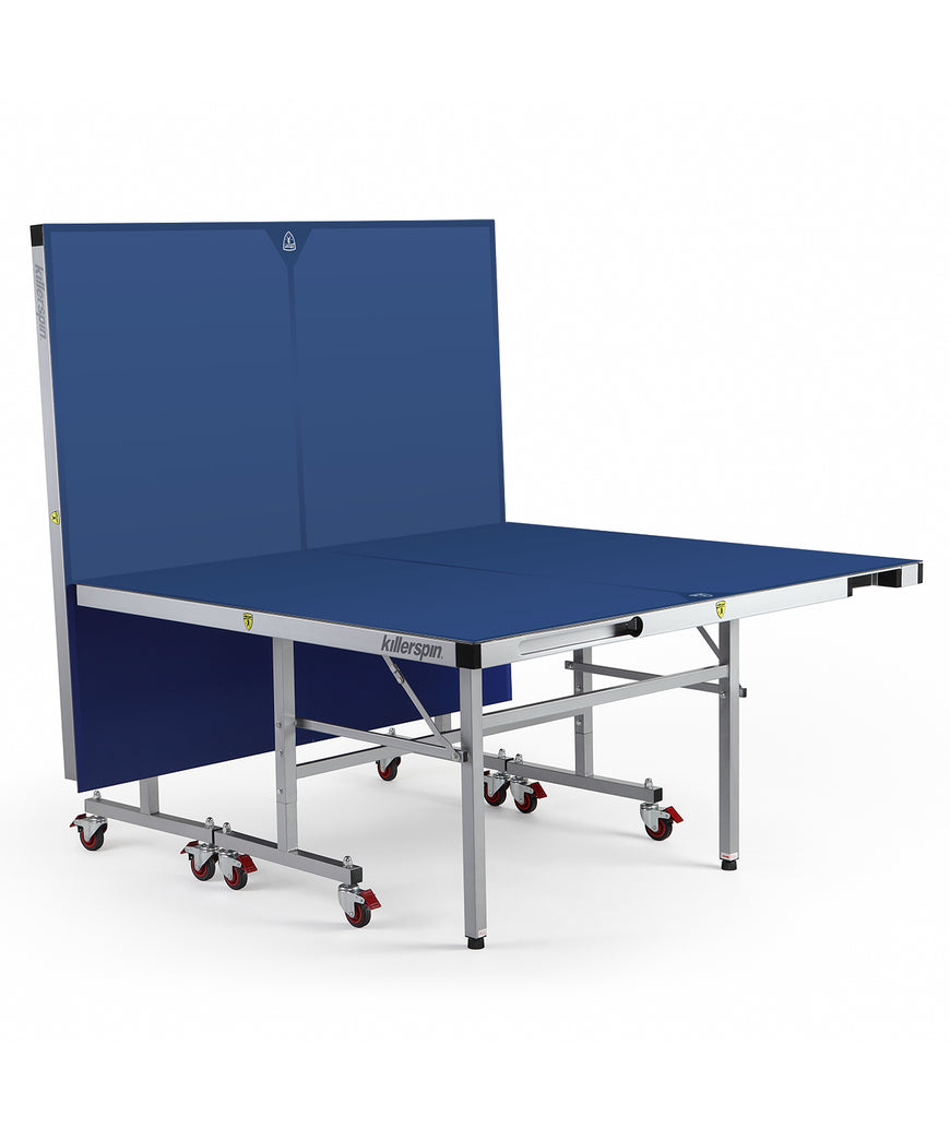 Killerspin Outdoor Ping Pong Blue Table MyT7 Breeze - Playback Position