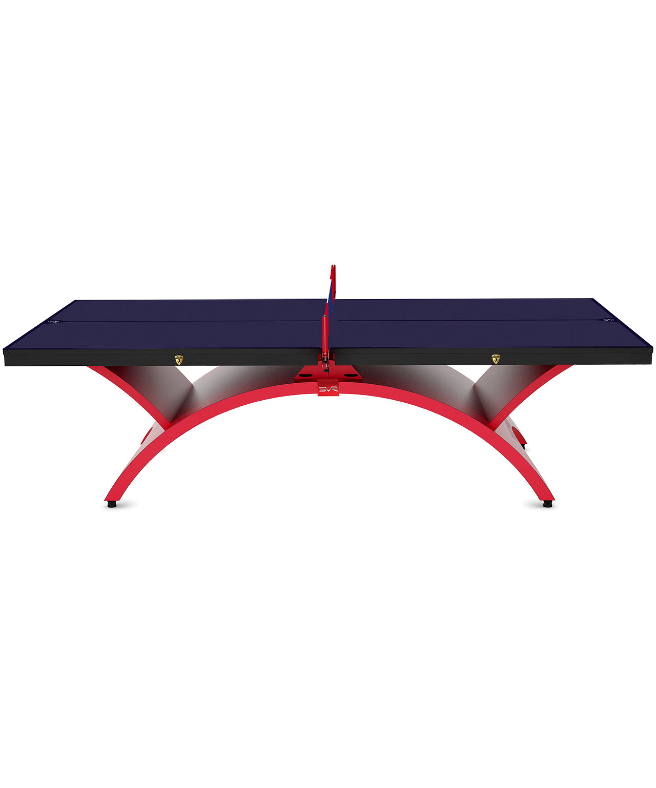 Killerspin Revolution SVR Table Tennis Table Red1 Arch