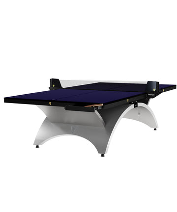 Killerspin Ping Pong Table  Revolution SVR Platinum Blue