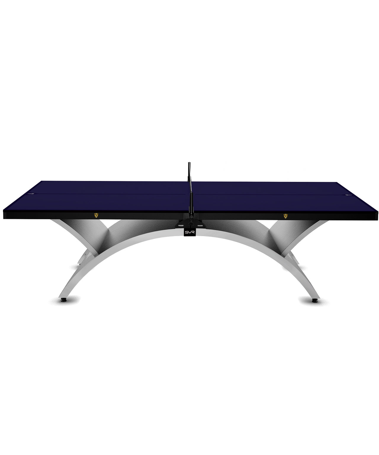 Killerspin Ping Pong Table  Revolution SVR Platinum Blu Arch