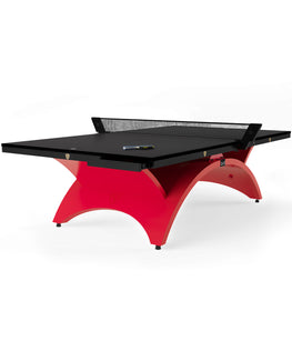 Killerspin Ping Pong Table Revolution SVR Rosso