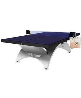 Killerspin Ping Pong Table  Revolution SVR Silver1
