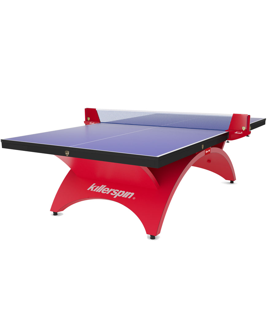 Killerspin Ping Pong Revolution Table Net Cap Red