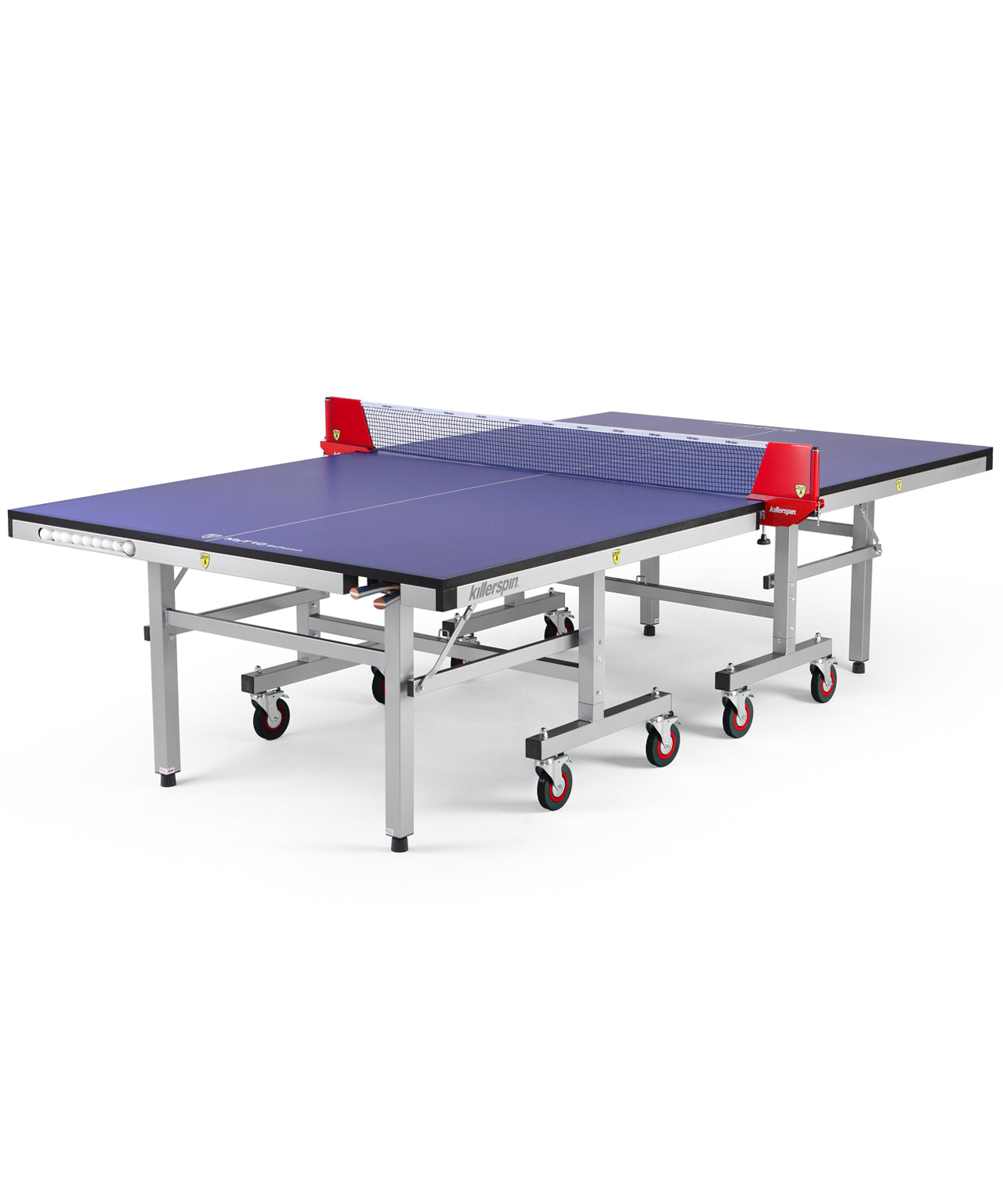 Killerspin MyT Ping Pong Table Net Cap Red