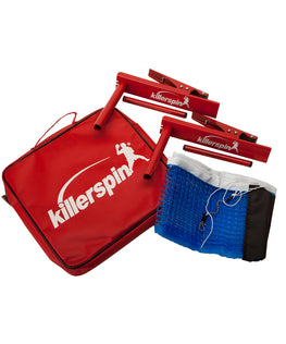 Killerspin Ping Pong Table Net ClipOn Net Post Set