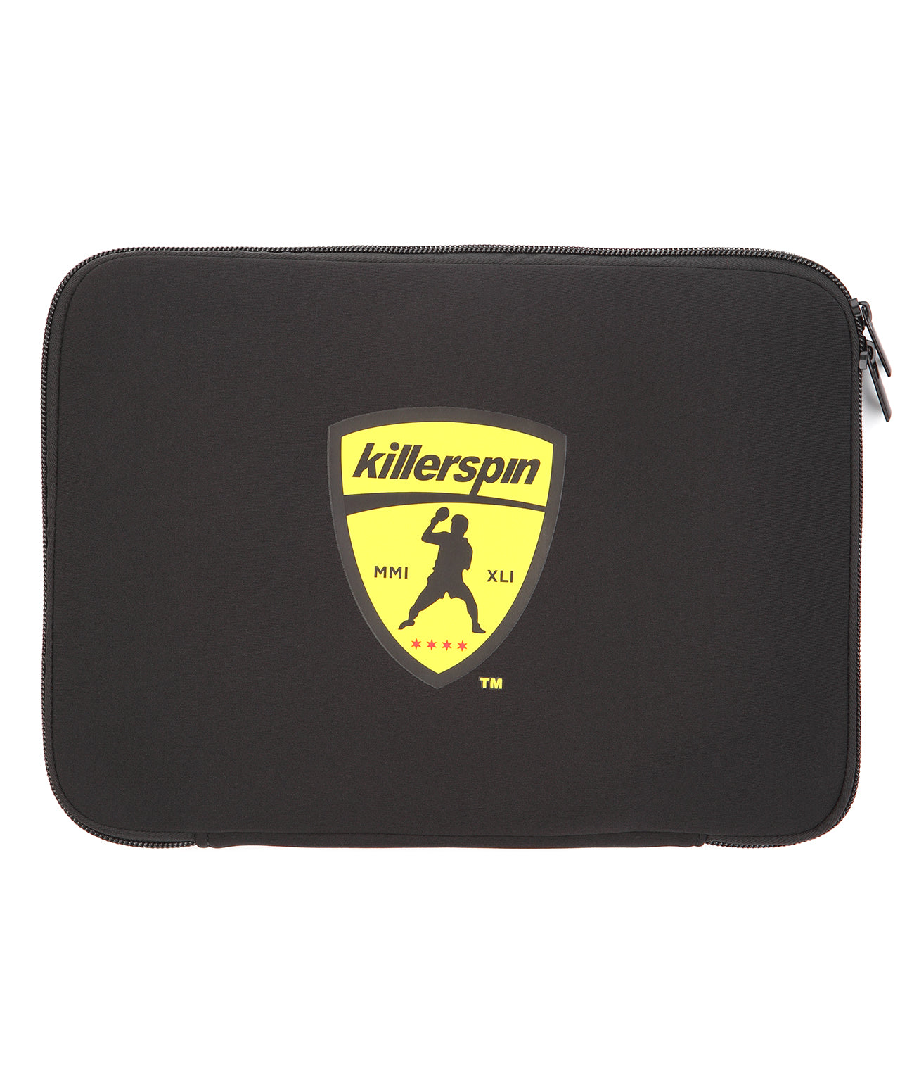 Killerspin SVR Hard Table Tennis Paddle Case - Front